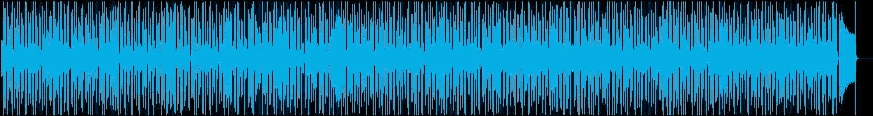 エレピとトランペットのメロウなレゲエ調☆の再生済みの波形