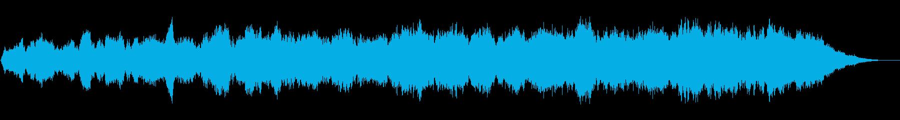 静かなチェロ_束の間の安らぎ、そして勇気の再生済みの波形