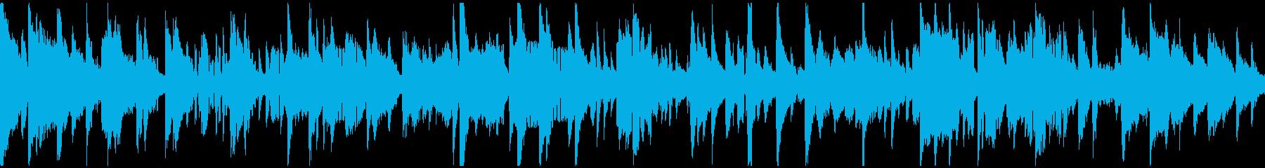 お下品なエロいサックス ※ループ仕様版の再生済みの波形