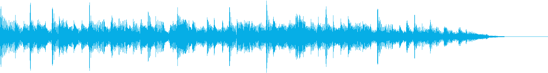 オープニング51の再生済みの波形