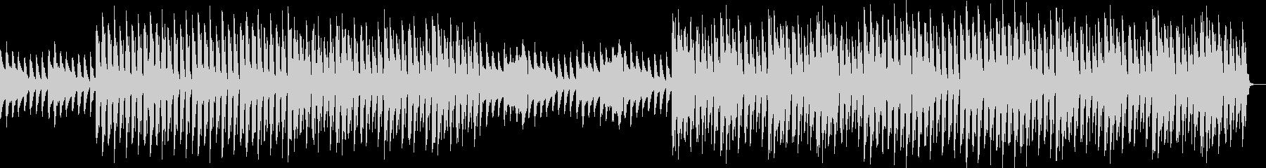 おしゃれ・クール・EDM・ハウス18の未再生の波形