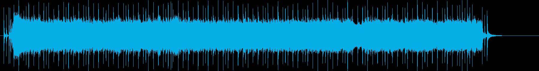 キャッチーで荒々しい90sUKロックSHの再生済みの波形