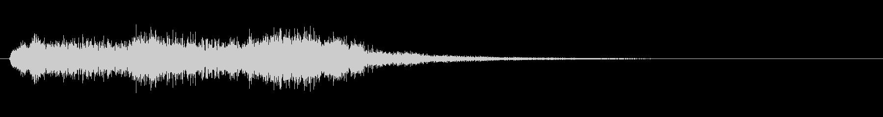 生演奏リコーダーでドレミの音魔法で回復の未再生の波形