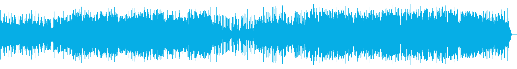 トランペットがメインのシネマ風ジャズの再生済みの波形