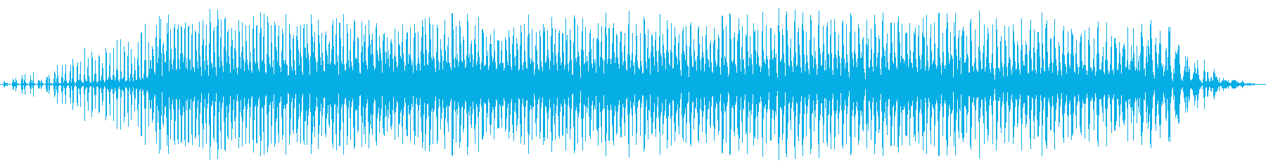 小型シェーカー:ハード、高速ラトル...の再生済みの波形