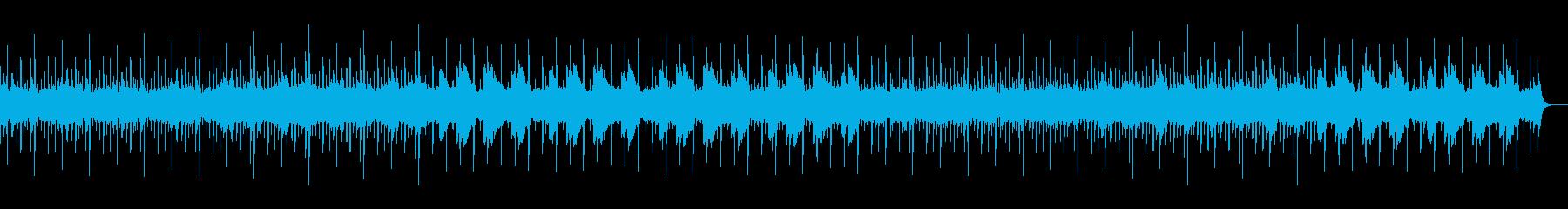 リラックス・神秘的チルアウトヒップホップの再生済みの波形