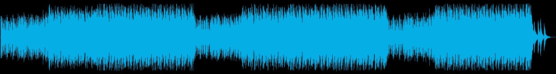 洋楽 フューチャーポップ ED おしゃれの再生済みの波形