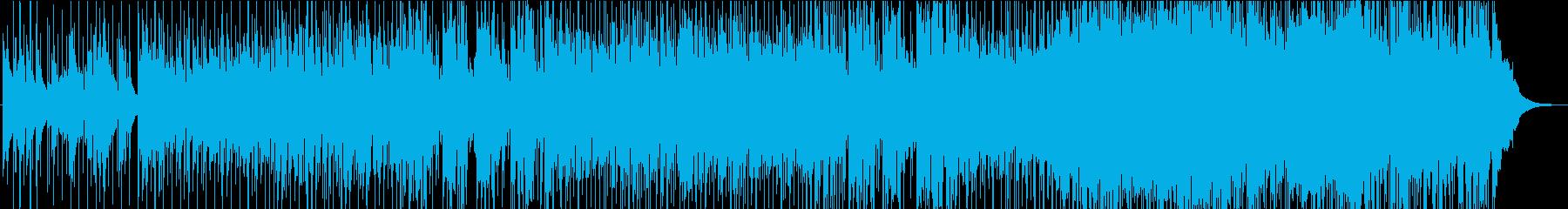 エックスの再生済みの波形
