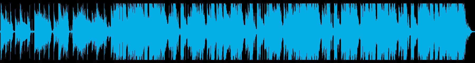 ファンク アクティブ 明るい エピ...の再生済みの波形