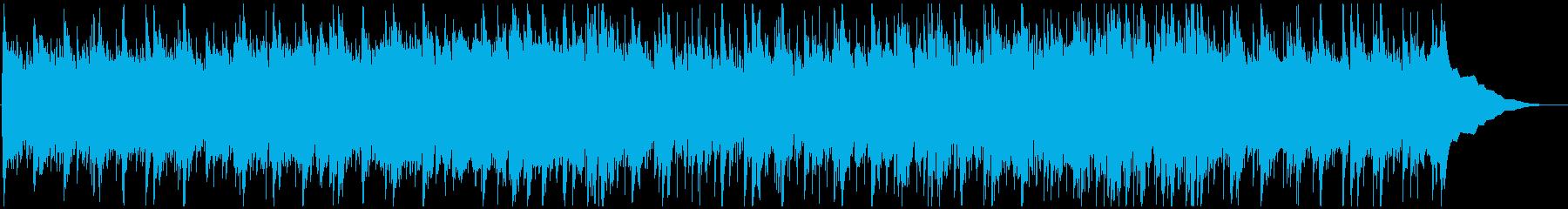 爽やか のどか 風 笛 アコースティックの再生済みの波形