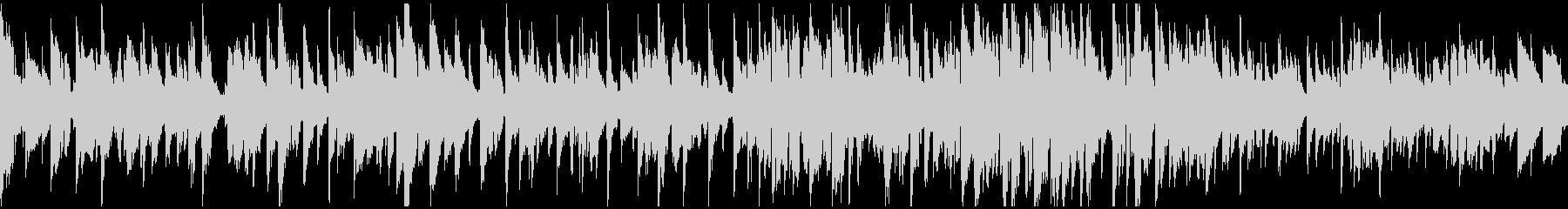 センチメンタルなジャズワルツ ※ループ版の未再生の波形