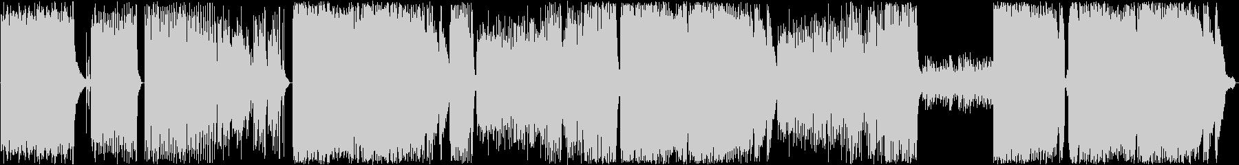 冬曲(フルバージョン、ピアノ・バイオリンの未再生の波形