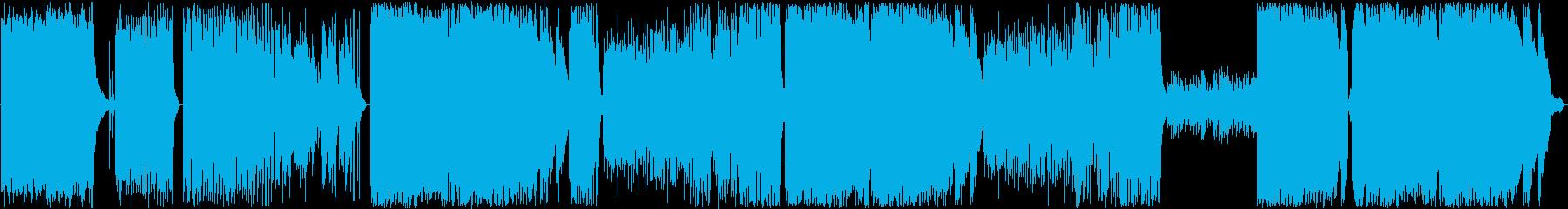 冬曲(フルバージョン、ピアノ・バイオリンの再生済みの波形