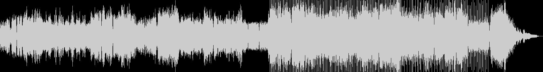 木管のクラシック・後半からポップスへの未再生の波形