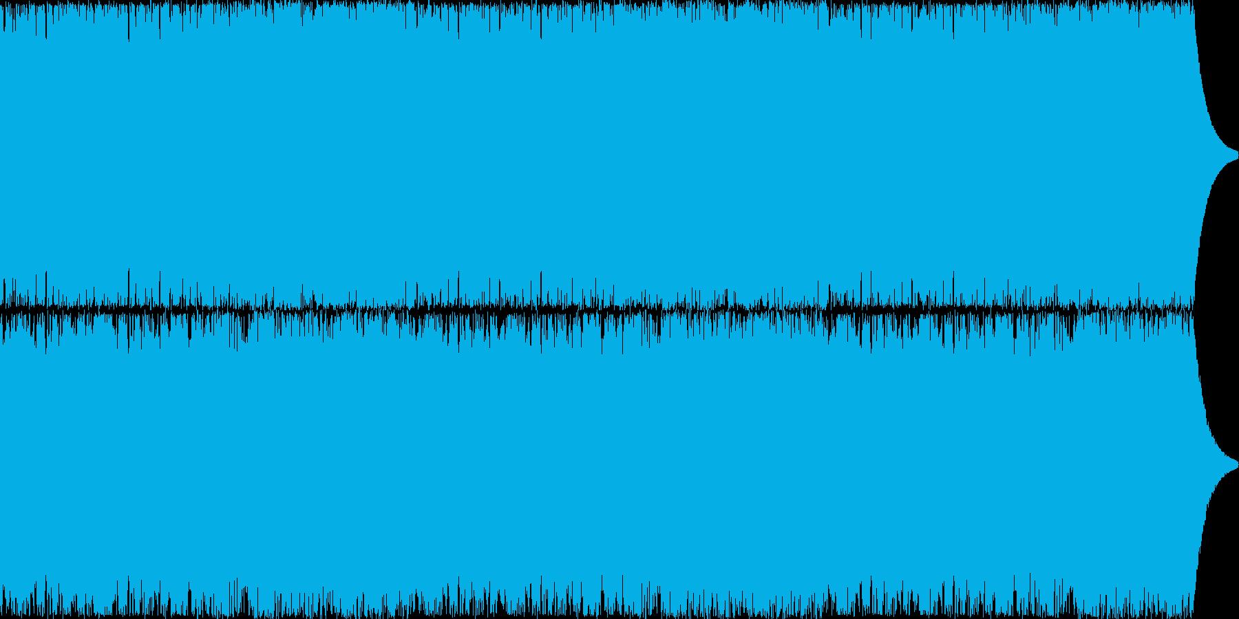 穏やかな雰囲気のエレクトロバラード。の再生済みの波形