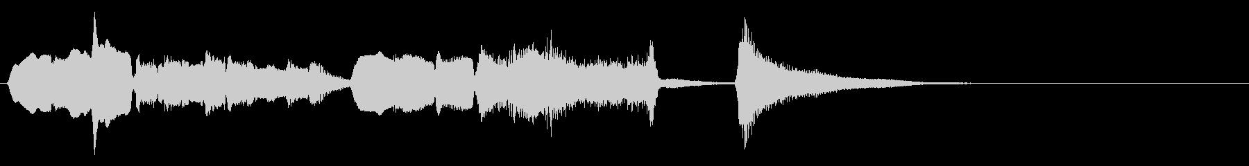 【生演奏】アコーディオンジングル02の未再生の波形