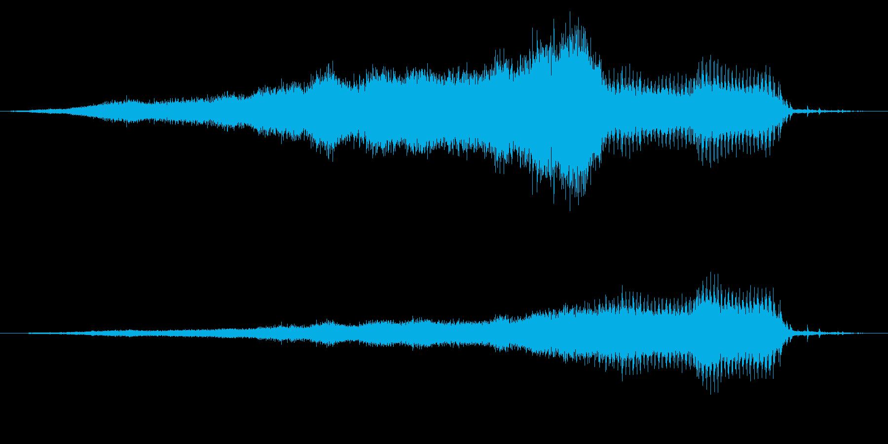 Suburu Imprezza S...の再生済みの波形