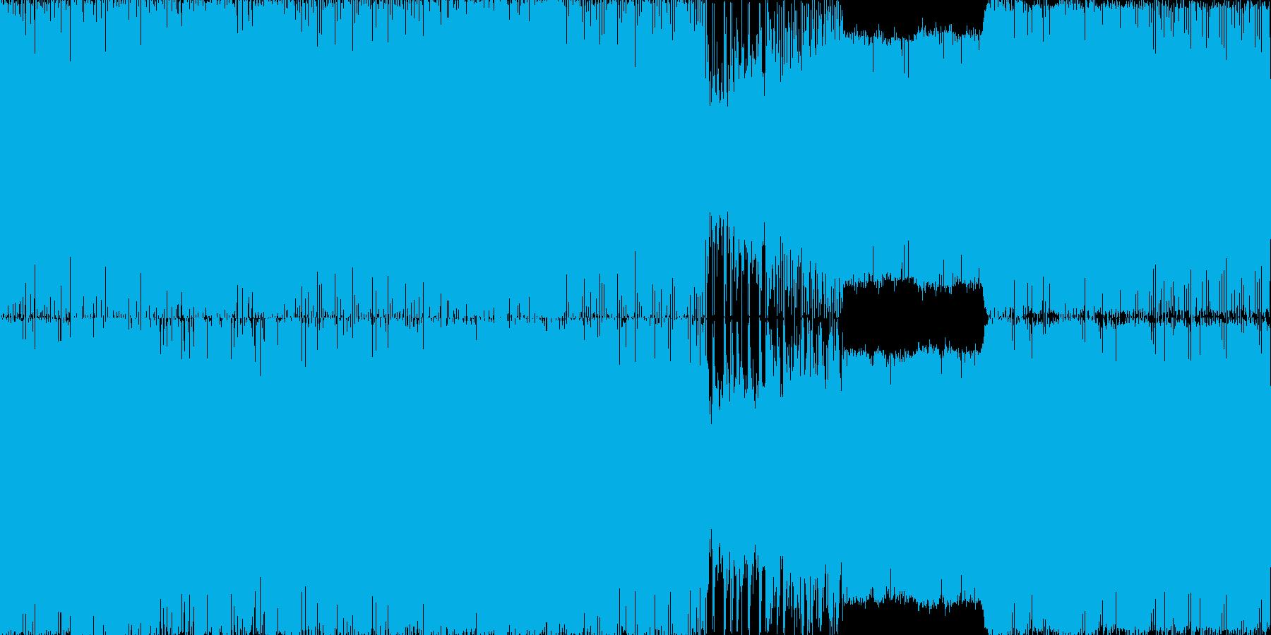ファンタジーRPGでのボスバトル想定の…の再生済みの波形