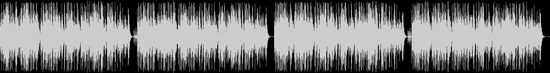 「古時計」オルゴールの未再生の波形