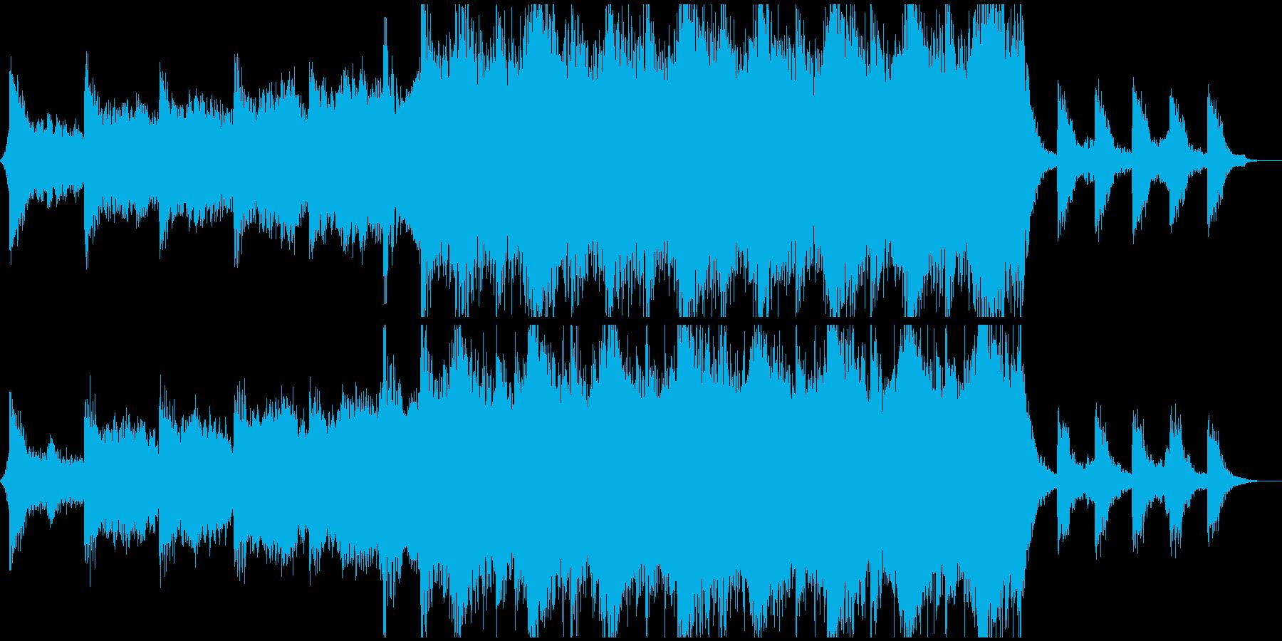 室内楽 クラシック 交響曲 広い ...の再生済みの波形