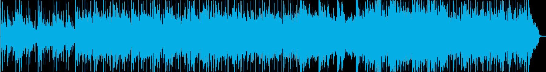 動画 アクション 技術的な 繰り返...の再生済みの波形