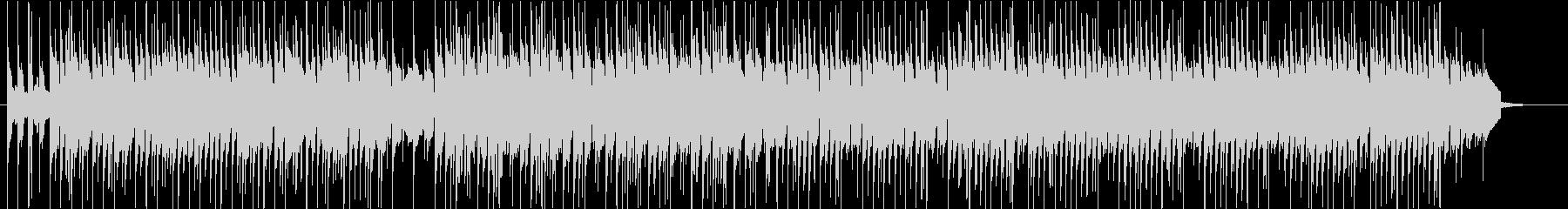 ほのぼの・日常・ほんわか・とぼけたBGMの未再生の波形