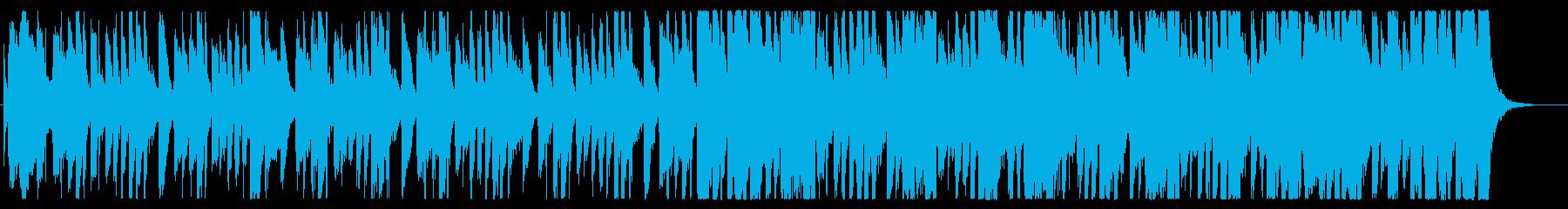 ラテン ジャズ アクティブ 明るい...の再生済みの波形