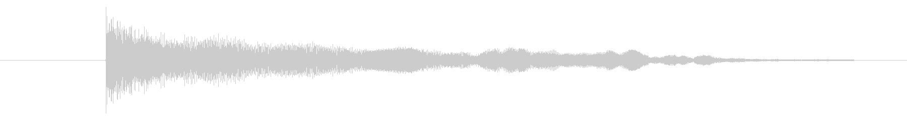 FX Boing Flexaton...の未再生の波形
