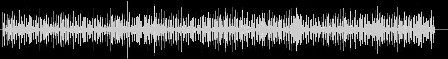 ゲーム.パズル.ピコピコ.8bitの未再生の波形