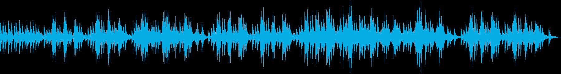 遅延FX、エレキギター、弦、電子要...の再生済みの波形