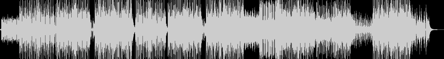 和装・渋い和楽器・ヒップホップ 長尺の未再生の波形