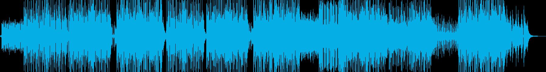 和装・渋い和楽器・ヒップホップ 長尺の再生済みの波形