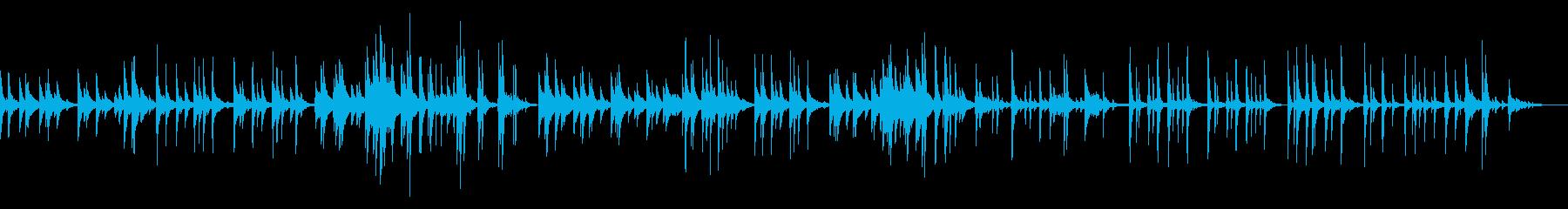 家路・ピアノソロ・アレンジの再生済みの波形