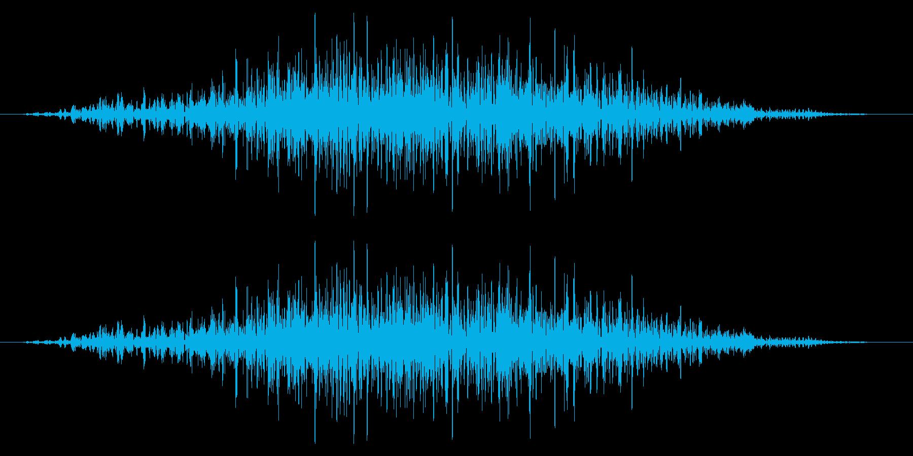 フライングドラゴン モンスター 攻撃 強の再生済みの波形