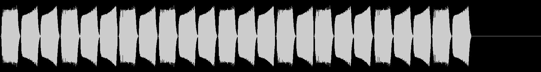 KANTブパ自主規制音2longの未再生の波形