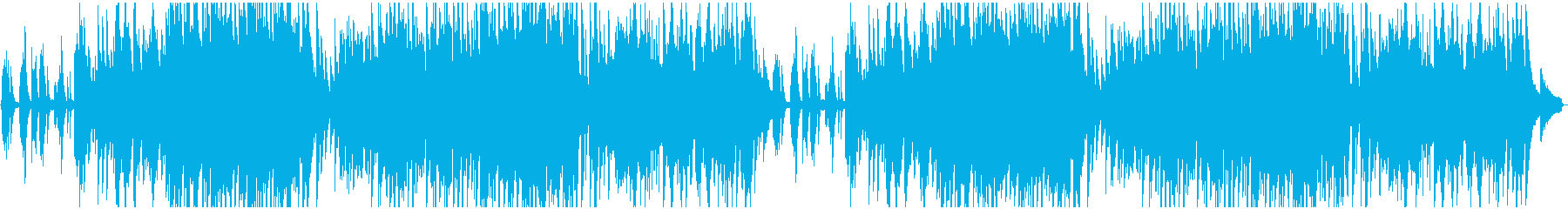 和風 ドラマチックなピアノ曲の再生済みの波形