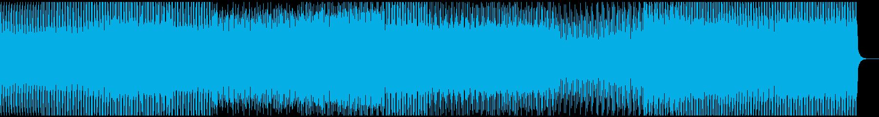重工業あるいは禍々しいもの、ハードテクノの再生済みの波形