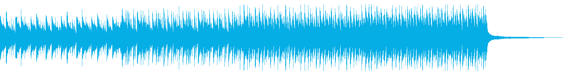 ショートver 感動的 壮大 未来感の再生済みの波形