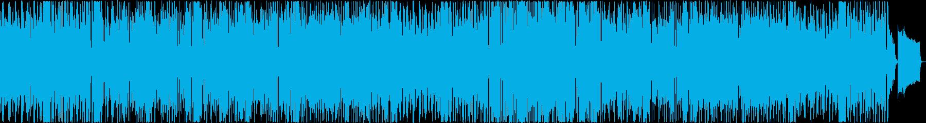 ピアノとナイロンギターが優しいインストの再生済みの波形