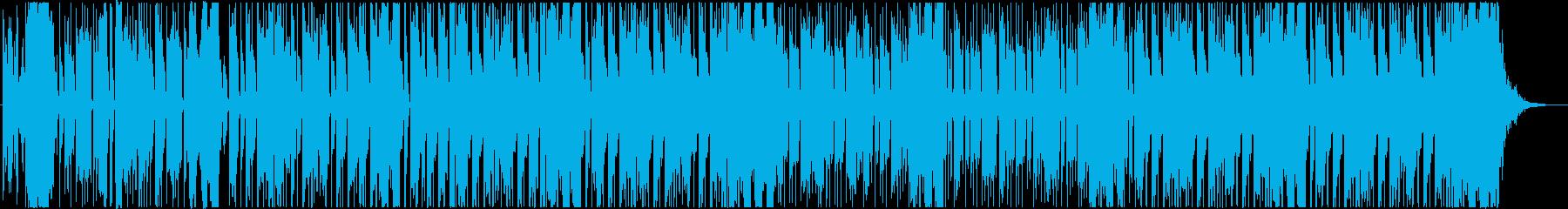 ノリノリ・エキサイト ダンスTikTokの再生済みの波形