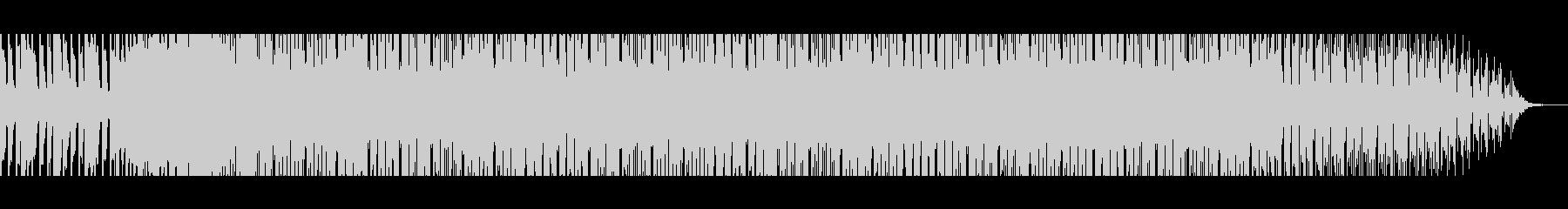 和風 EDM フューチャーベースの未再生の波形