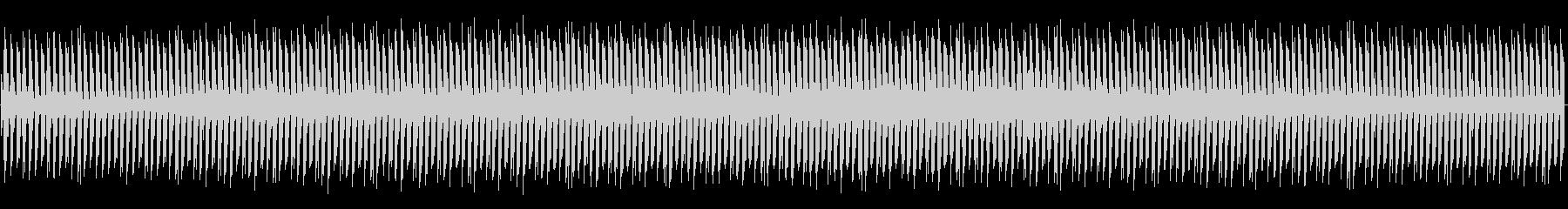 反復ピアノオクターブ。の未再生の波形