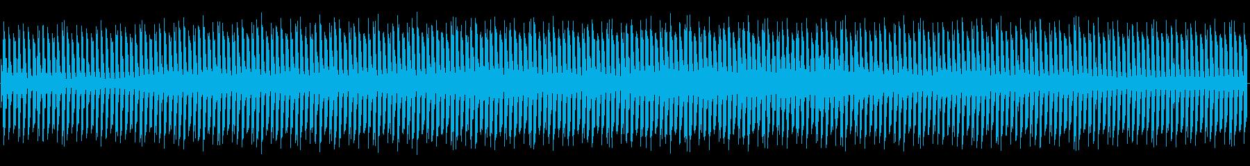 反復ピアノオクターブ。の再生済みの波形