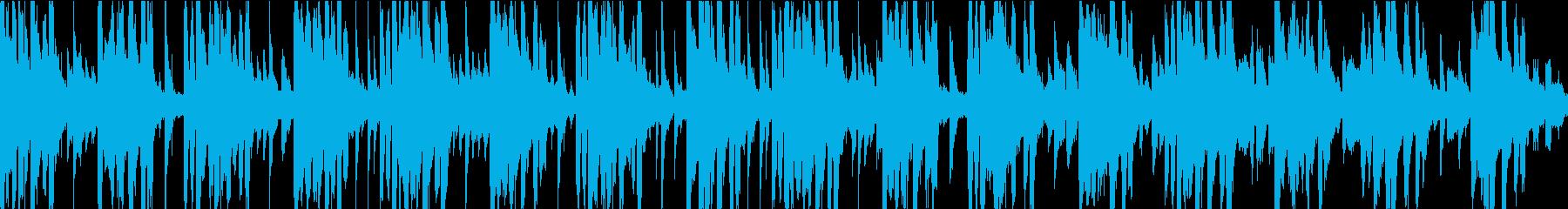 滑らかでメロディックなドラムンベー...の再生済みの波形