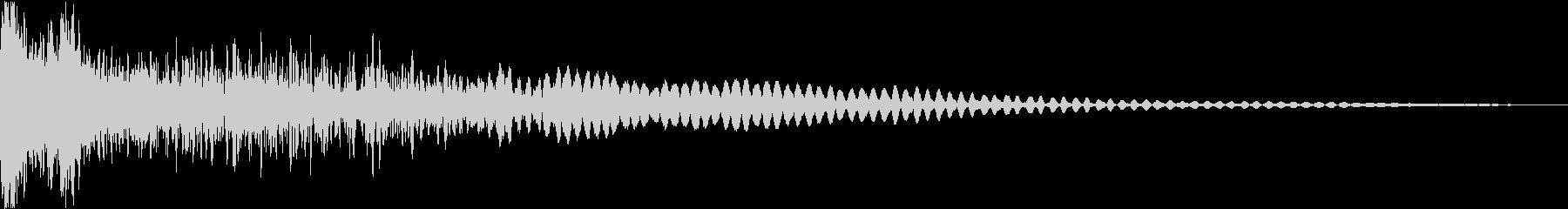 ロボット 合体 ガシーン キュイン 26の未再生の波形