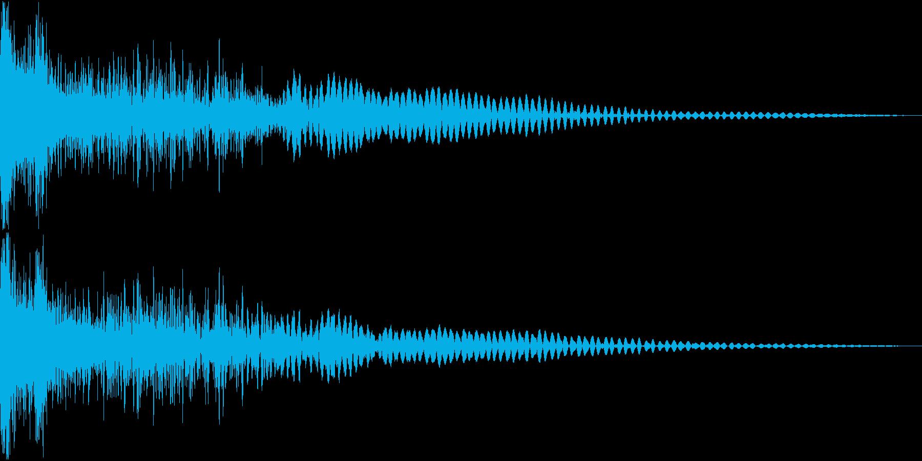 ロボット 合体 ガシーン キュイン 26の再生済みの波形