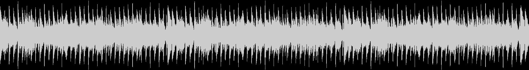 ラインダンスループ1の未再生の波形