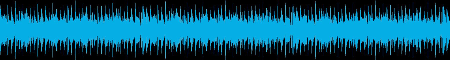ラインダンスループ1の再生済みの波形