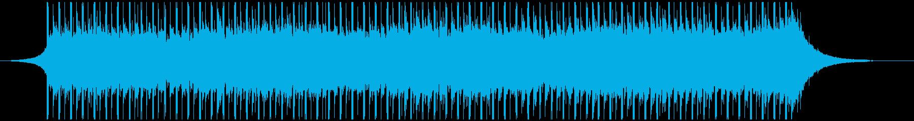 研究所(ショート)の再生済みの波形