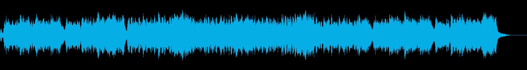 ハリウッド「短くて壮大」オーケストラaの再生済みの波形